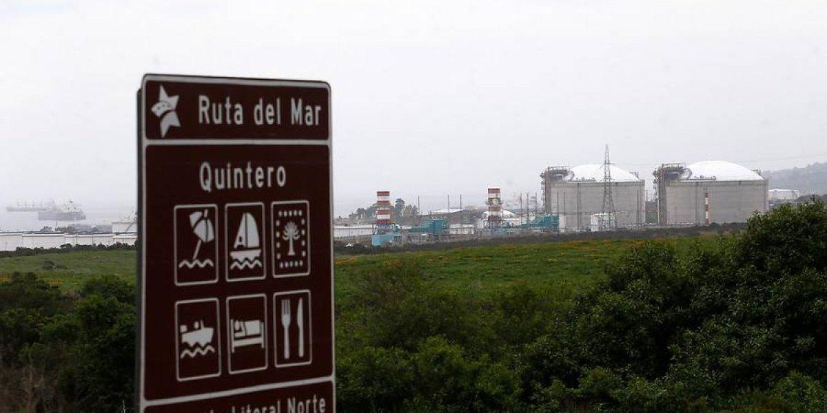 Gerente de Enap niega responsabilidad en contaminación de Quintero-Puchuncavi