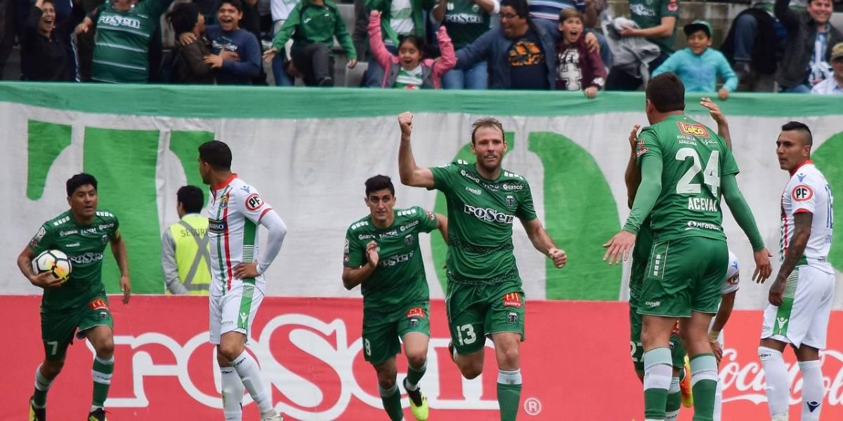 Temuco toma oxigeno gracias a Miguel Aceval y sueña con la salvación tras vencer a Audax