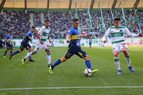 Everton-Temuco