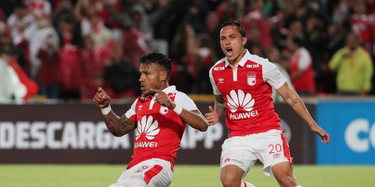¡Se cayó fichaje estrella de Independiente Santa Fe!