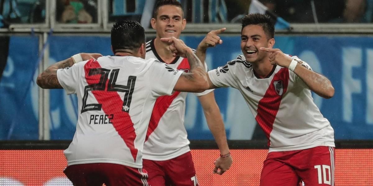 River y Estudiantes protagonizan un interesante duelo en Argentina