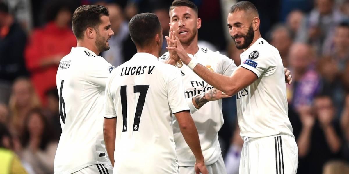 Real Madrid, a seguir levantando cabeza, ahora frente al Valladolid
