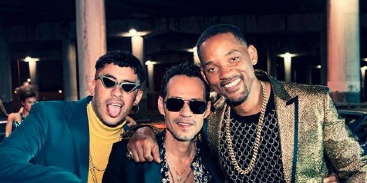 Marc Anthony, Bad Bunny y Will Smith abrirán los Latin Grammy