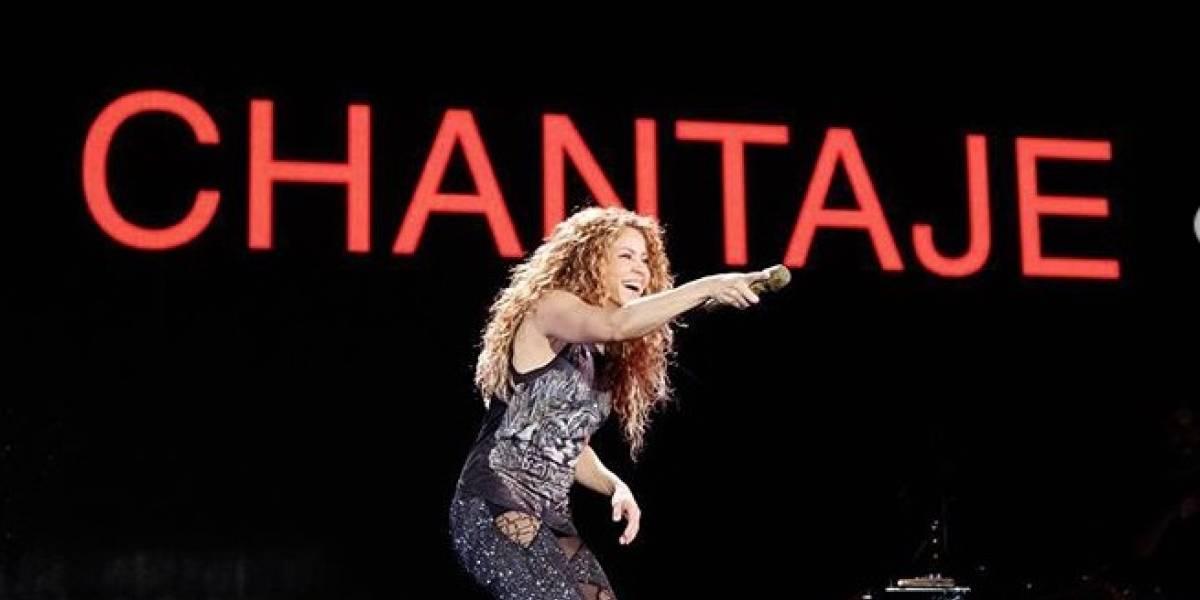 Shakira deleita a ecuatorianos en penúltimo show de El Dorado