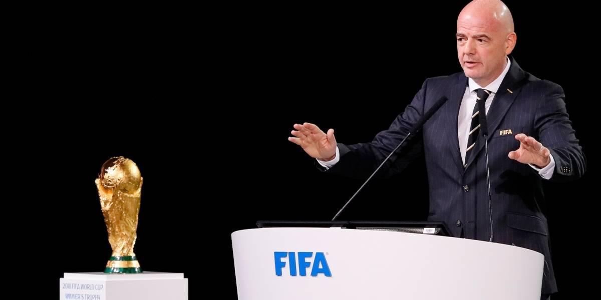 FIFA sale en defensa de Infantino: 'Medios distorsionaron la verdad'