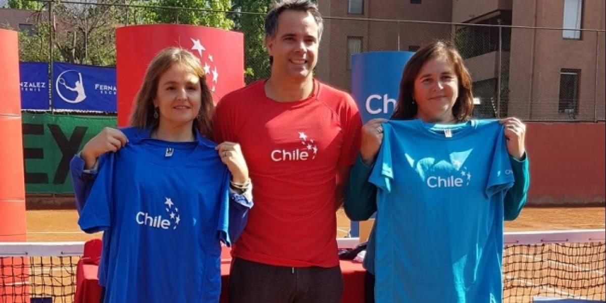 """Ex astro del tenis debutó como imagen de la agricultura nacional en la """"Chile Week"""" de China"""