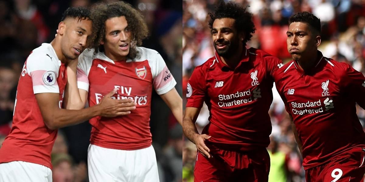 Arsenal vs. Liverpool: ¡Partidazo en la Premier League!