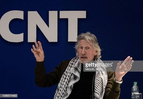 Roger Waters en Uruguay