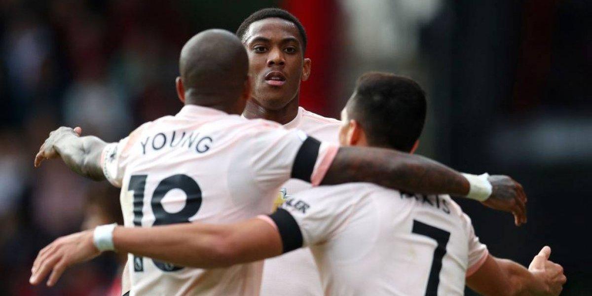 Resultados de la jornada 11 — Premier League