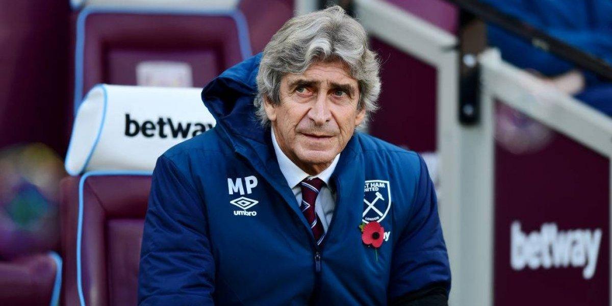 El West Ham de Pellegrini golea y se escapa de la zona del descenso en la Premier