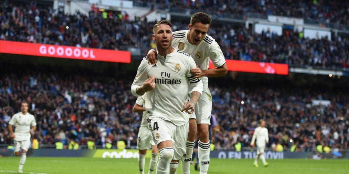 Real Madrid revive de la mano de Solari, vence a Valladolid y sale de su mala racha en la Liga