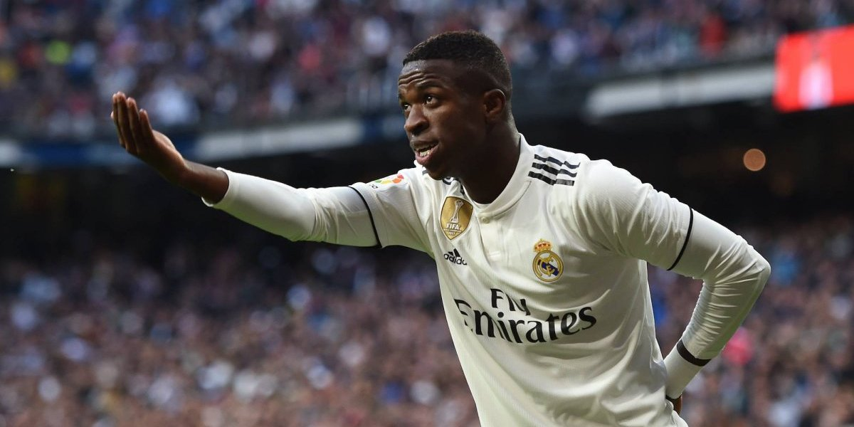 Vinicius se estrena en el triunfo del Real Madrid