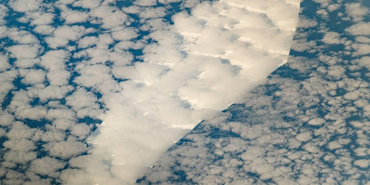 No es ciencia ficción: un iceberg en forma de ataúd a la deriva listo para fundirse en el lugar donde los icebergs van a morir