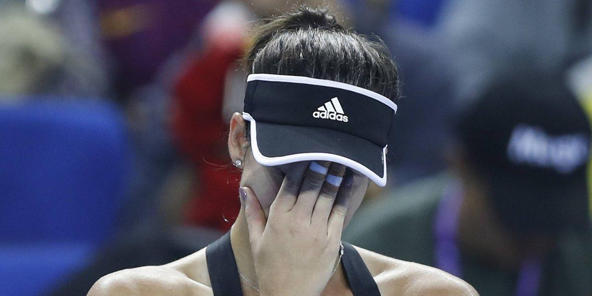 VIDEO: Tenista española discute con su entrenador tras acumular 11 derrotas