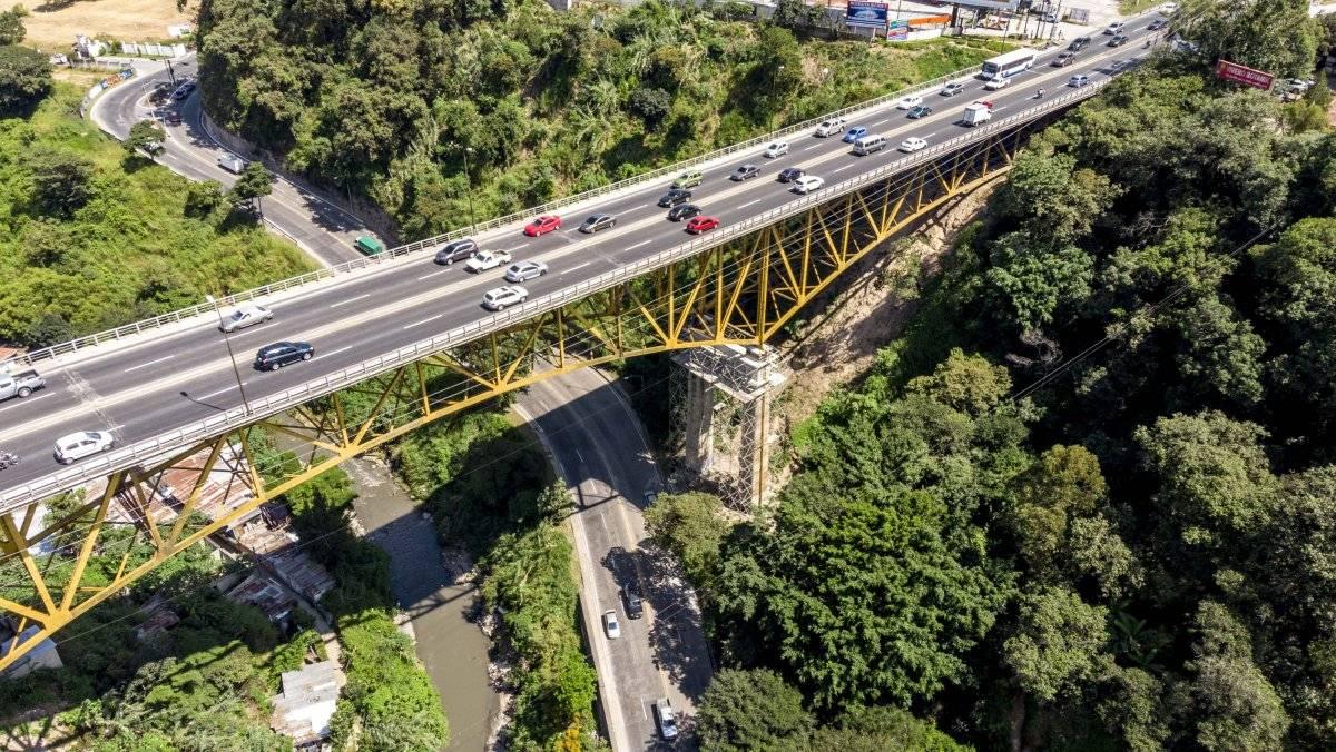 Puente Belice. Foto: Conred