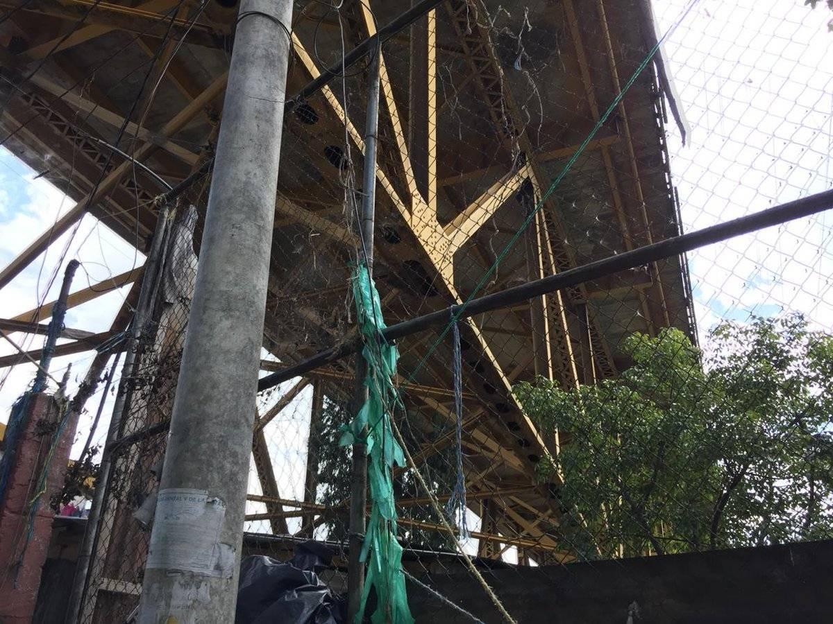 Puente Belice Foto: Emisoras Unidas