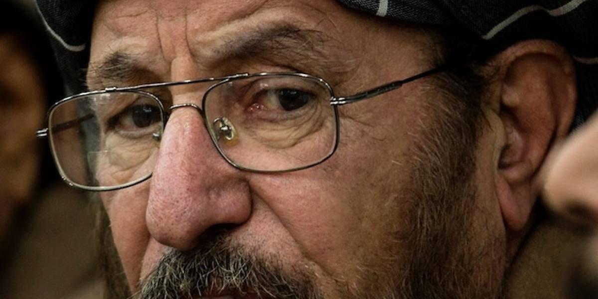"""Asesinan en Pakistán al clérigo conocido como """"El Padre del Talibán"""""""