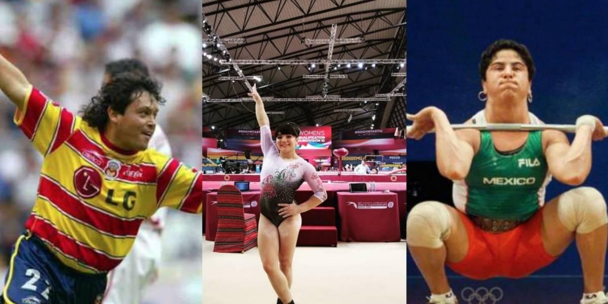 FOTOS: Los supuestos deportistas 'gorditos' que son el orgullo de México