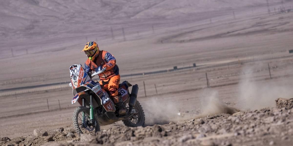 Hijo de tigre: Tomás de Gavardo se titula campeón nacional en el rally cross country