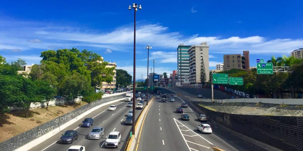 Anuncian construcción de puentes peatonales en el expreso Baldorioty de Castro