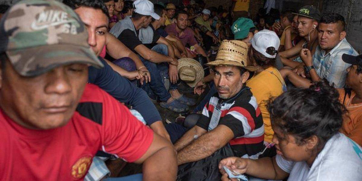 Ciudad de México se prepara para acoger a caravana de migrantes