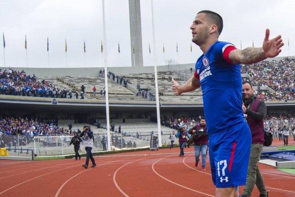 Edgar Méndez abrió el marcador en CU