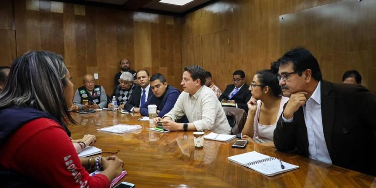 Concejales de CDMX laboran sin sueldos ni oficinas