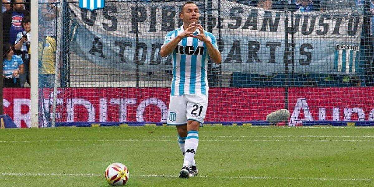 Marcelo Díaz guió la nueva victoria de Racing que mira a todos para abajo en Argentina
