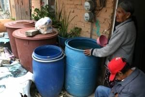 Hasta el próximo jueves se restablece al 100% el servicio de agua