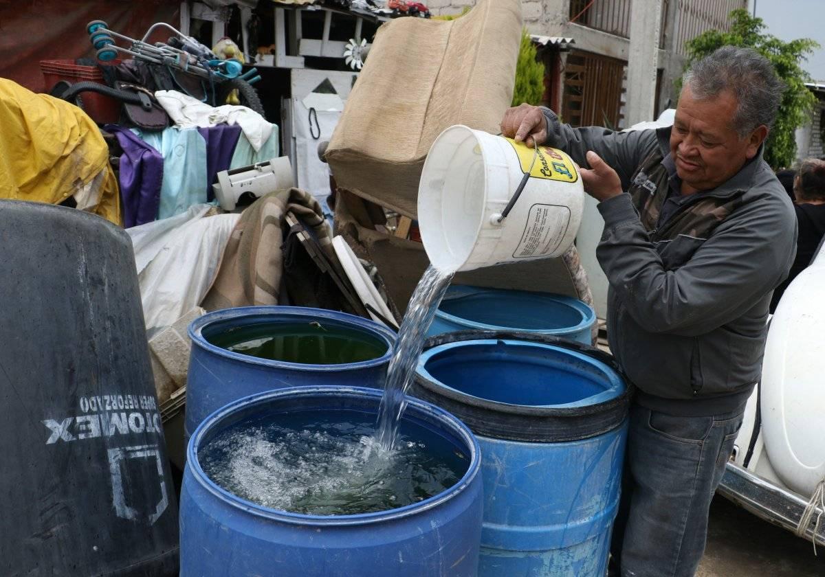 Recomiendan seguir con el cuidado y buen uso del agua Foto: Cuartoscuro
