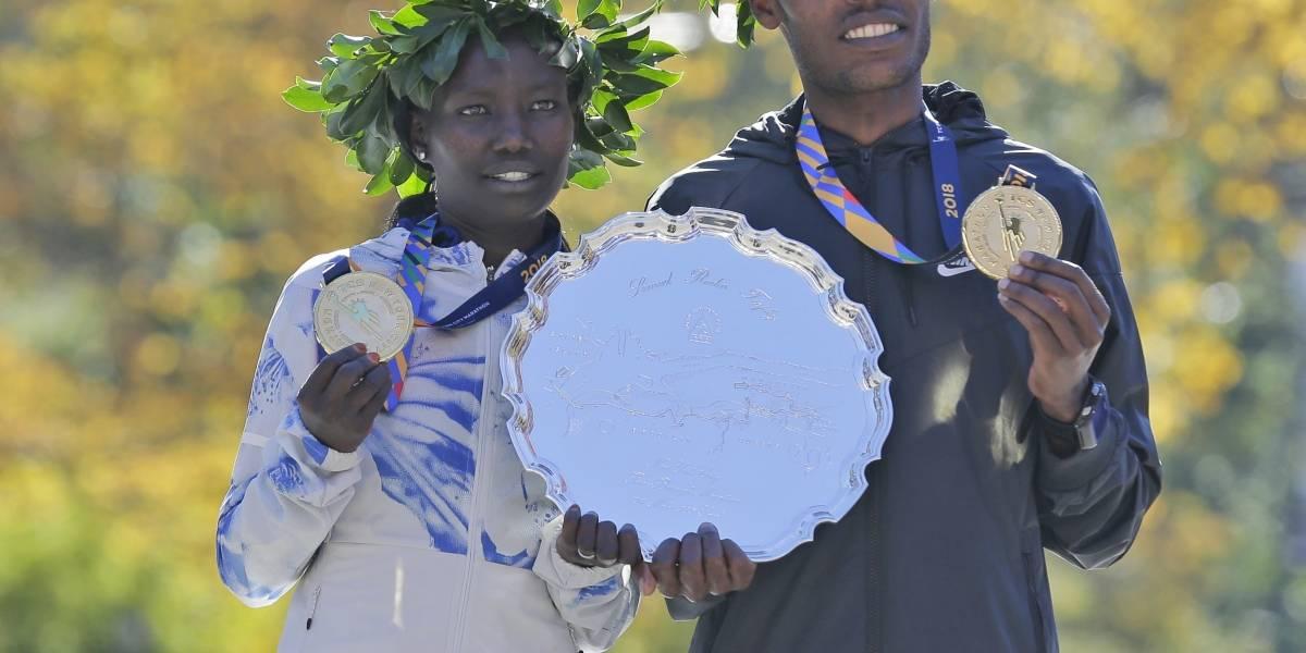 Dominio africano en maratón de Nueva York