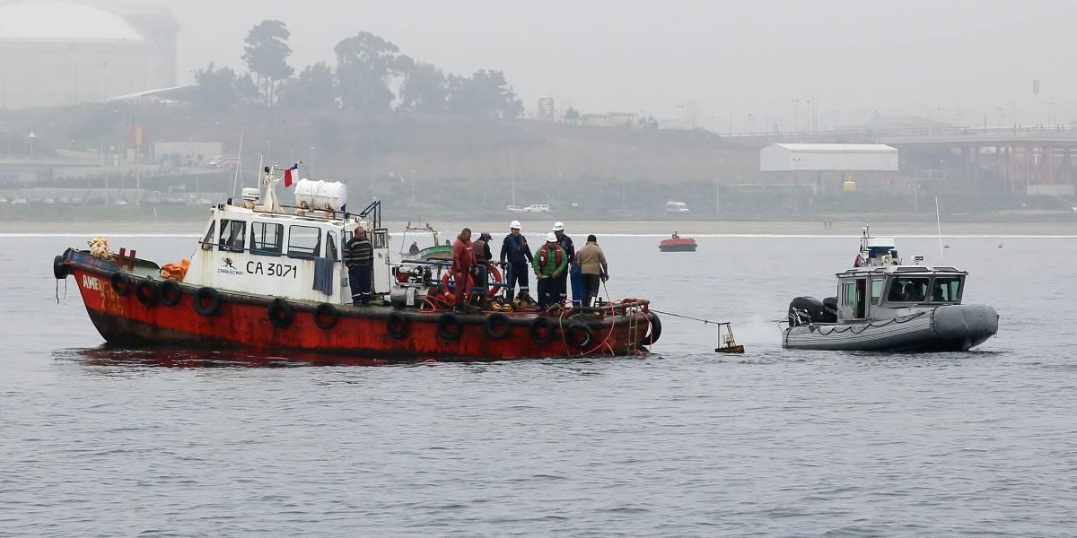 Magallanes: Onemi informa limpieza de petróleo vertido en Primavera