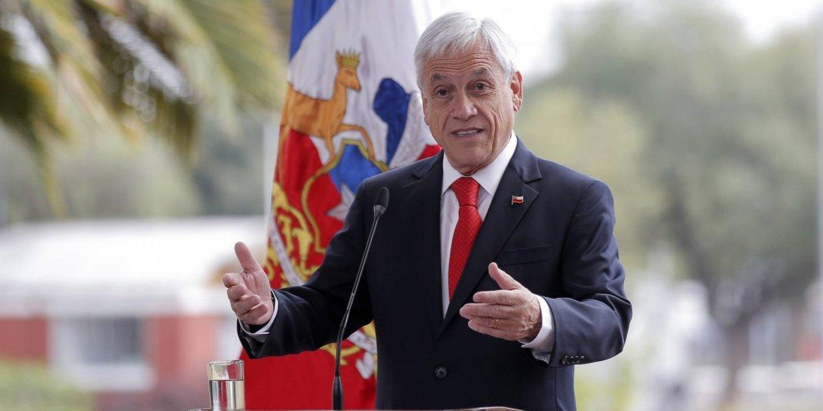 """""""Cuando la gente tiene la oportunidad lo rechaza"""": Piñera califica como """"un desastre"""" gobiernos de izquierda en la región"""