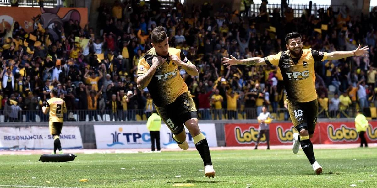 Los cinco partidos claves de Coquimbo y que pavimentaron su regreso a la Primera División