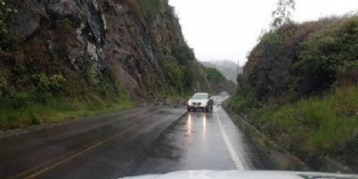 Este es el estado de las vías en Ecuador tras el feriado