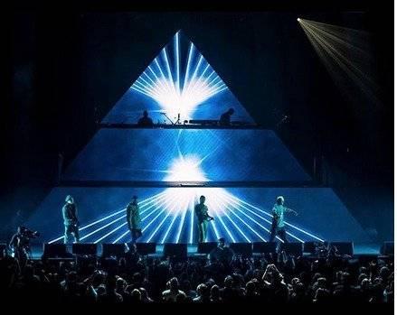 The Black Eyed Peas cancela conciertos en Guadalajara y Monterrey
