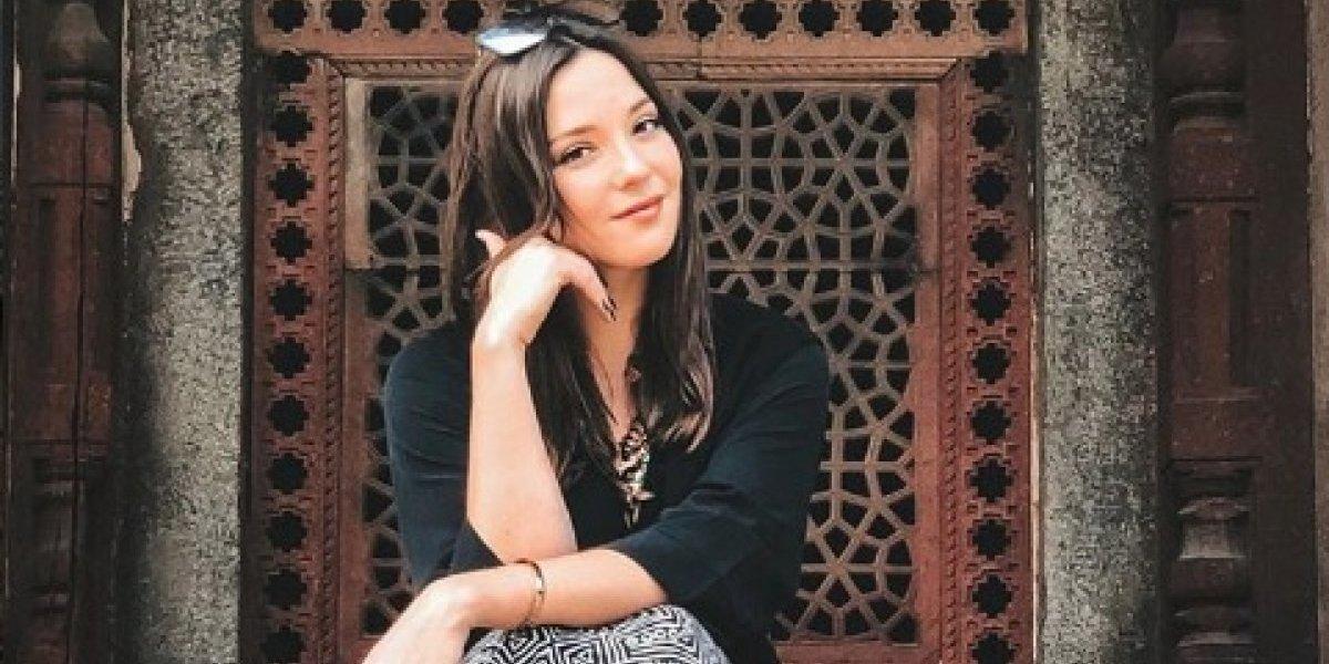 Los duros inconvenientes que Kel Calderón ha debido enfrentar en su viaje a India