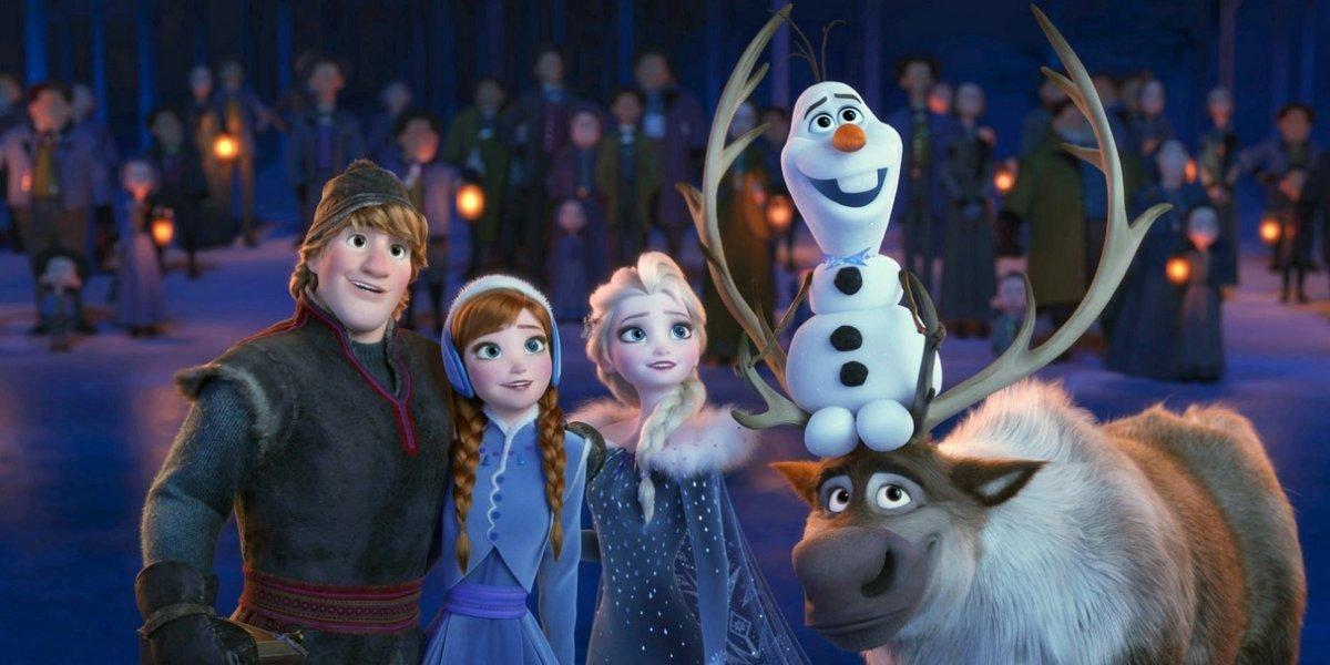 """""""Frozen 2"""" adelanta su fecha de estreno"""