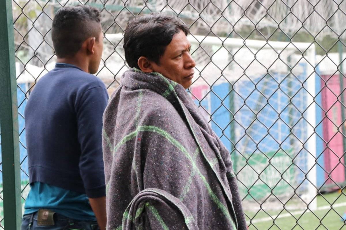 Los centroamericanos recibirán agua, alimento y cobijas, además de atención médica Foto: Ángel Cruz/Publimetro