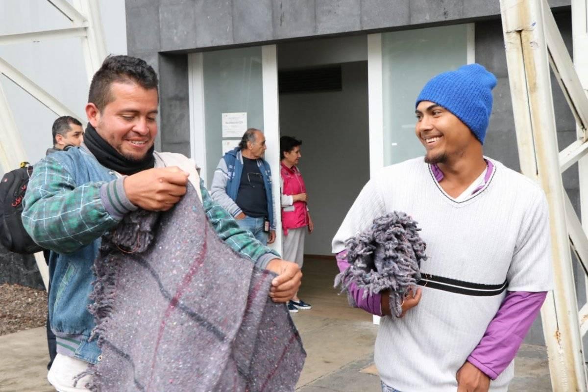 En el primer día llegarán mil 500 migrantes Foto Ángel Cruz/Publimetro