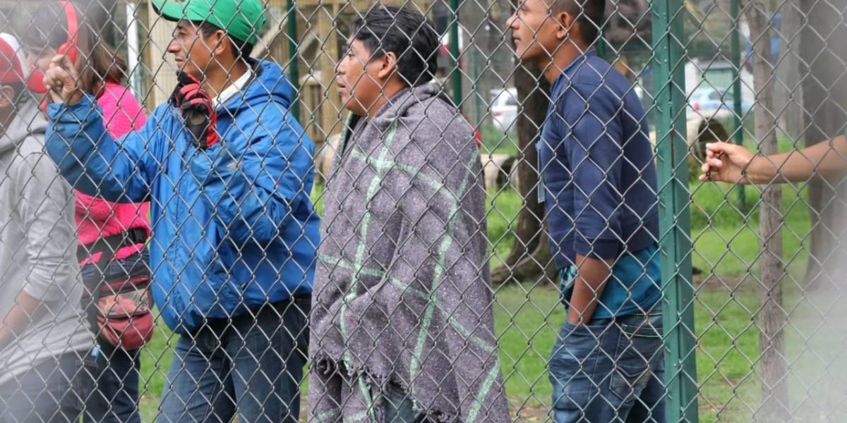 Gasta CDMX 12 mdp para atender a Caravana Migrante