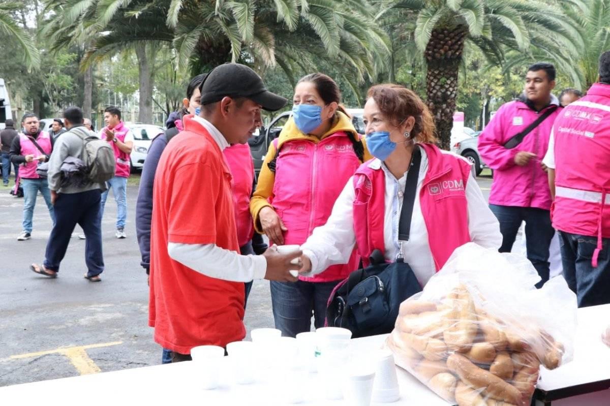 También recibirán alimento Foto: Ángel Cruz