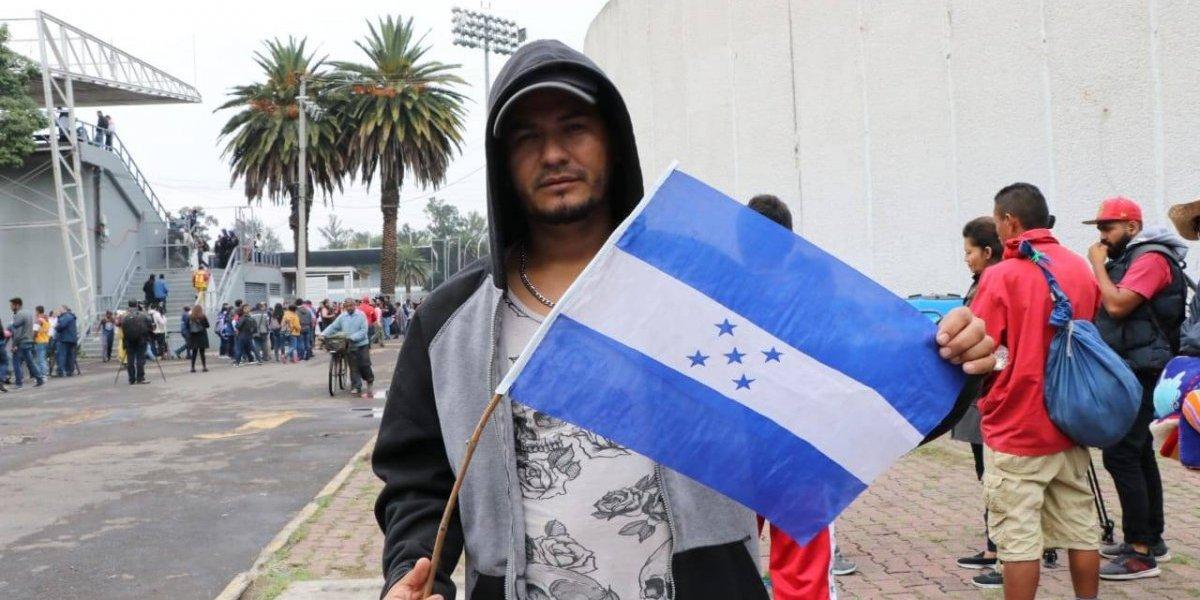 Caravana migrante avanza dispersa; algunos ya llegaron a la CDMX