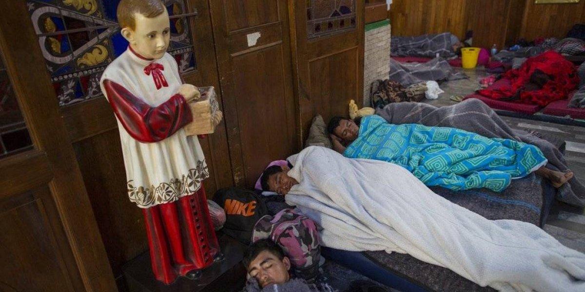 Mayoría de la Caravana Migrante se dirige a la Ciudad de México