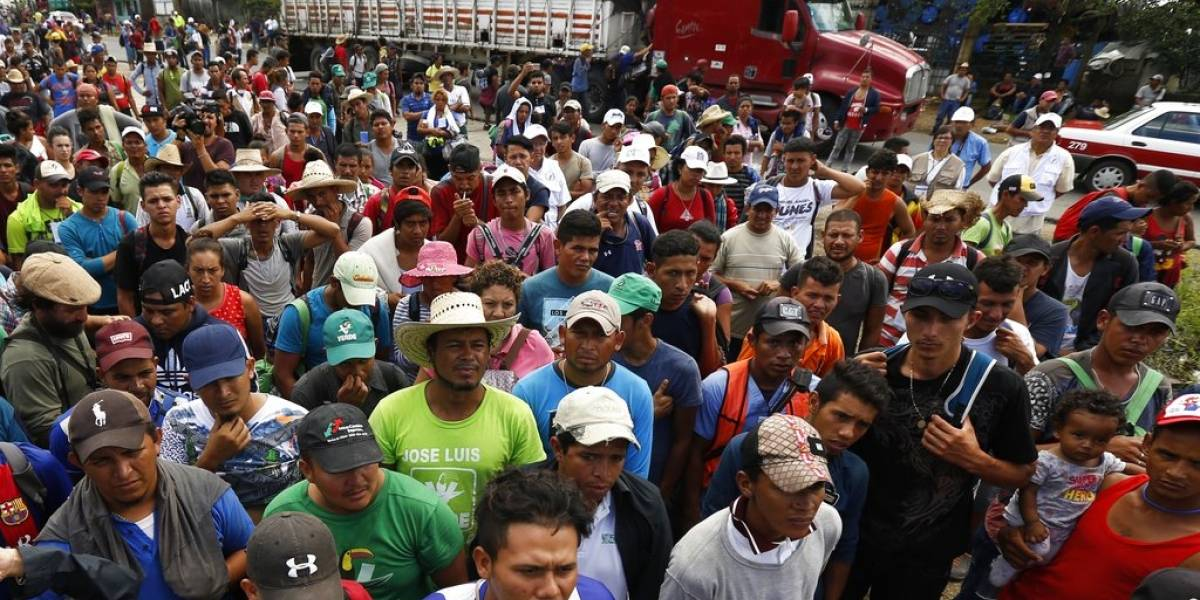 Migrante hondureño se quita la vida en México y otro fallece atropellado