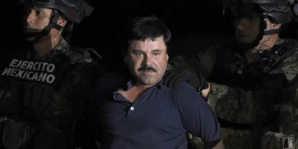 """Comienza el juicio de """"El Chapo"""" Guzmán, el capo narco más famoso del mundo"""