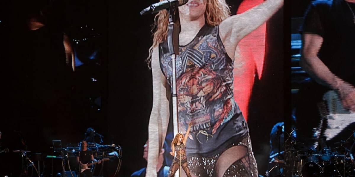 Shakira calla las críticas hacia su edad mostrándose al natural