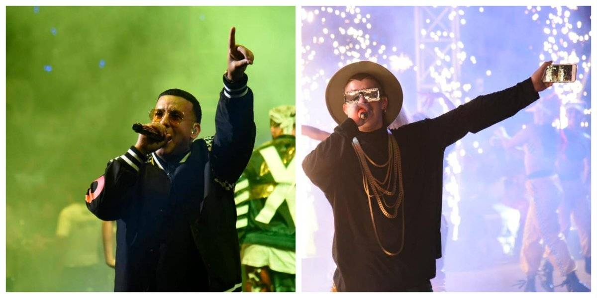 Brugal y Casa de Campo presentaron a Daddy Yankee y Bad Bunny