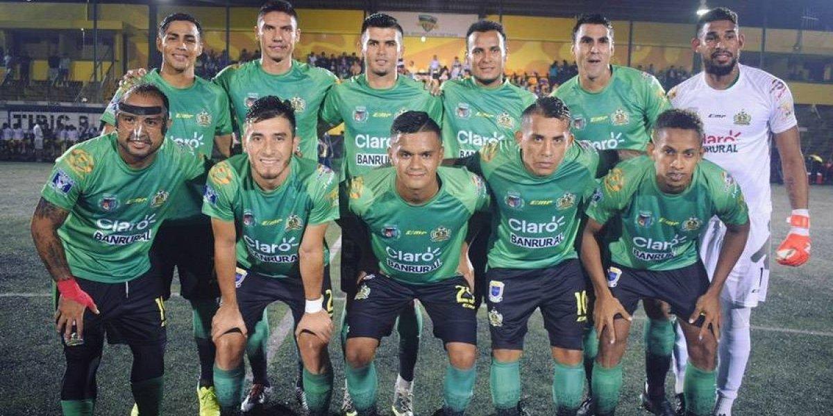 Guastatoya empata pero sigue líder en el Apertura 2018