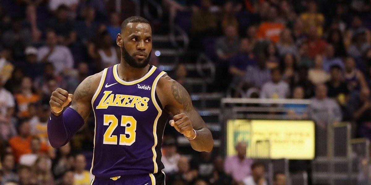 Resumen de NBA: LeBron anota 28 en victoria, Harden regresa con 25 tantos y Spurs derrotan a Pelicans